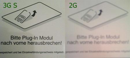 iPhone 3G S Makro